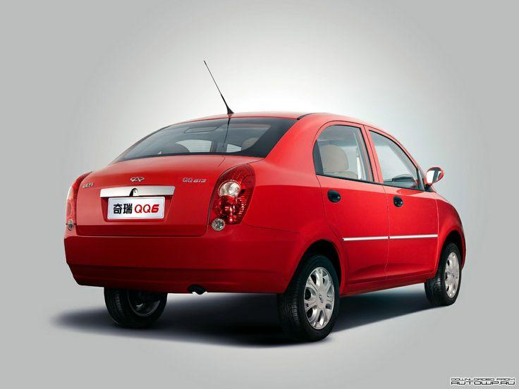 Chery QQ6 (S21) 2006 - 2010 Sedan #2