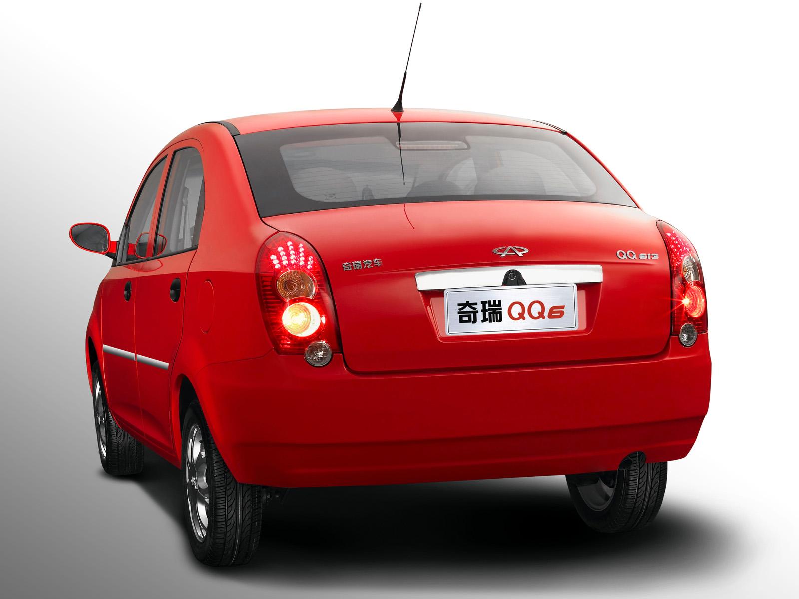 Chery QQ6 (S21) 2006 - 2010 Sedan #4