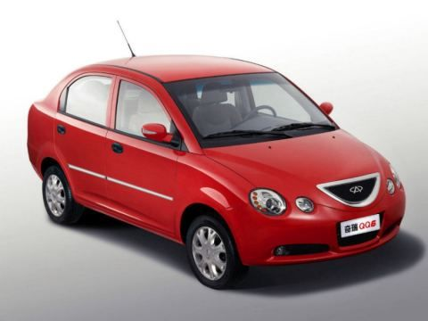 Chery QQ6 (S21) 2006 - 2010 Sedan #7