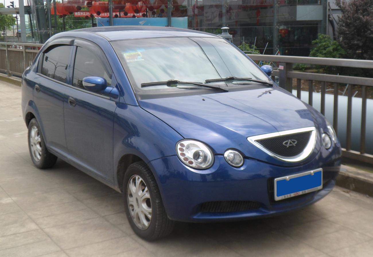 Chery QQ6 (S21) 2006 - 2010 Sedan #5