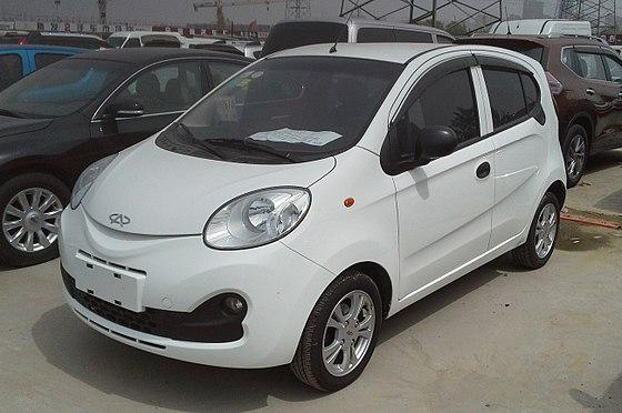 Chery QQme I 2009 - 2011 Hatchback 3 door #1