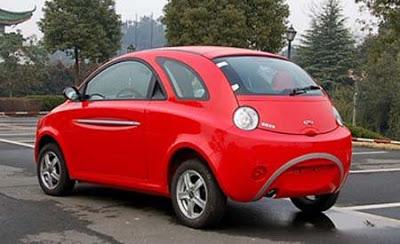 Chery QQme I 2009 - 2011 Hatchback 3 door #5