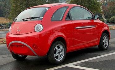 Chery QQme I 2009 - 2011 Hatchback 3 door #4