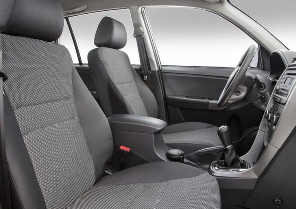 Chery Tiggo (T11) I Restyling (FL) 2012 - 2015 SUV 5 door #2