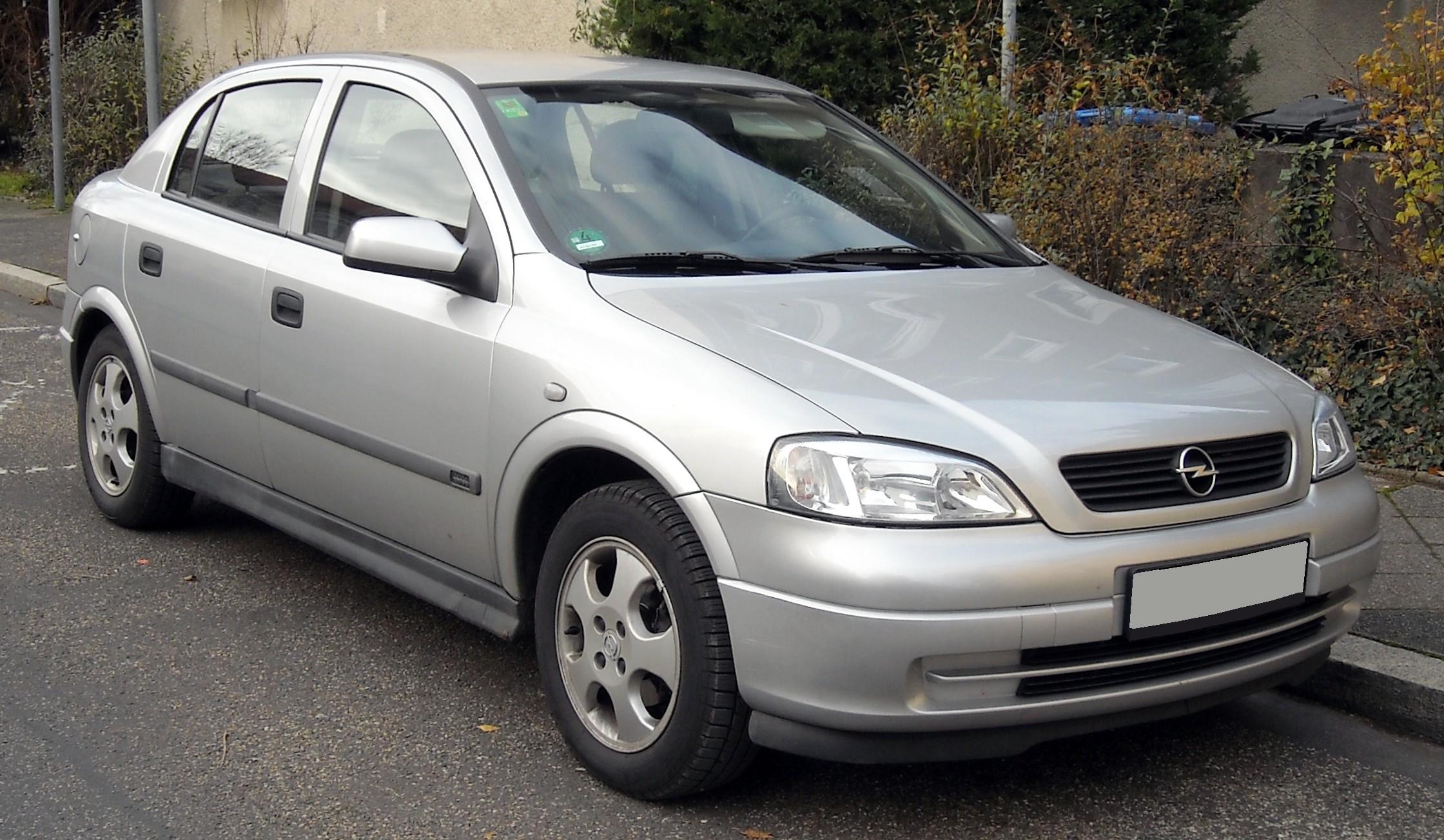 Chevrolet Astra 1998 - 2011 Hatchback 5 door #5