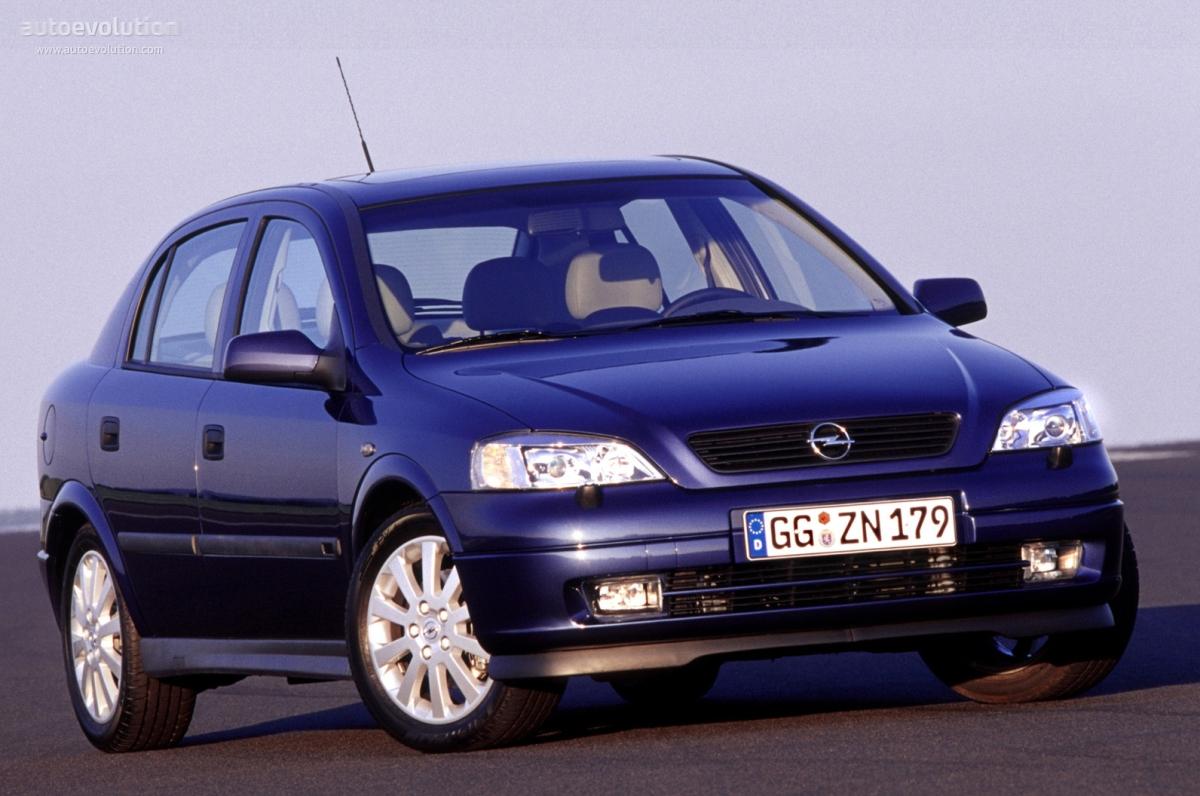 Chevrolet Astra 1998 - 2011 Hatchback 5 door #7