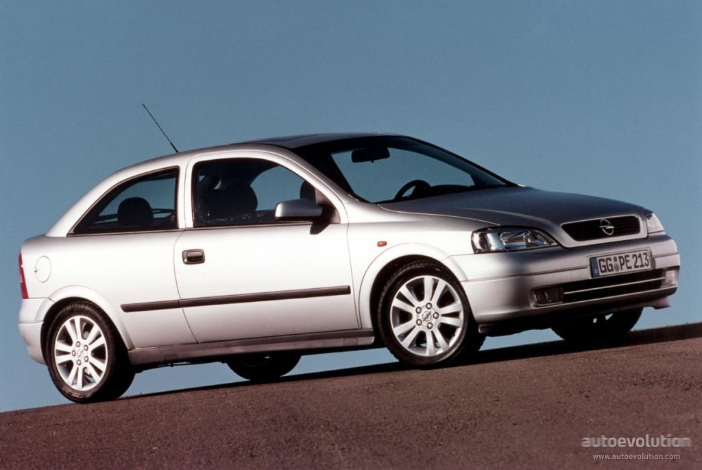 Chevrolet Astra 1998 - 2011 Hatchback 5 door #8