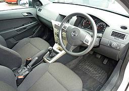 Chevrolet Astra 1998 - 2011 Hatchback 5 door #1