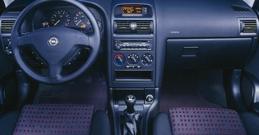 Chevrolet Astra 1998 - 2011 Hatchback 5 door #4
