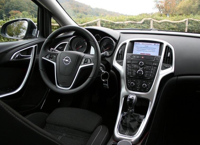 Chevrolet Astra 1998 - 2011 Hatchback 5 door #6
