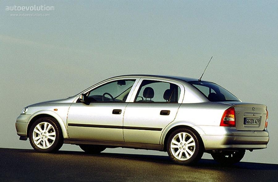 Chevrolet Astra 1998 - 2011 Sedan #5