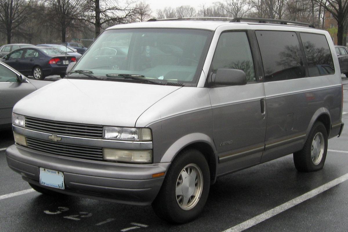 Chevrolet Van 1980 - 1996 Minivan #6
