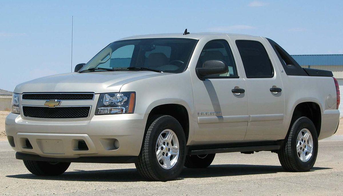 Chevrolet Avalanche II 2006 - 2013 Pickup #8