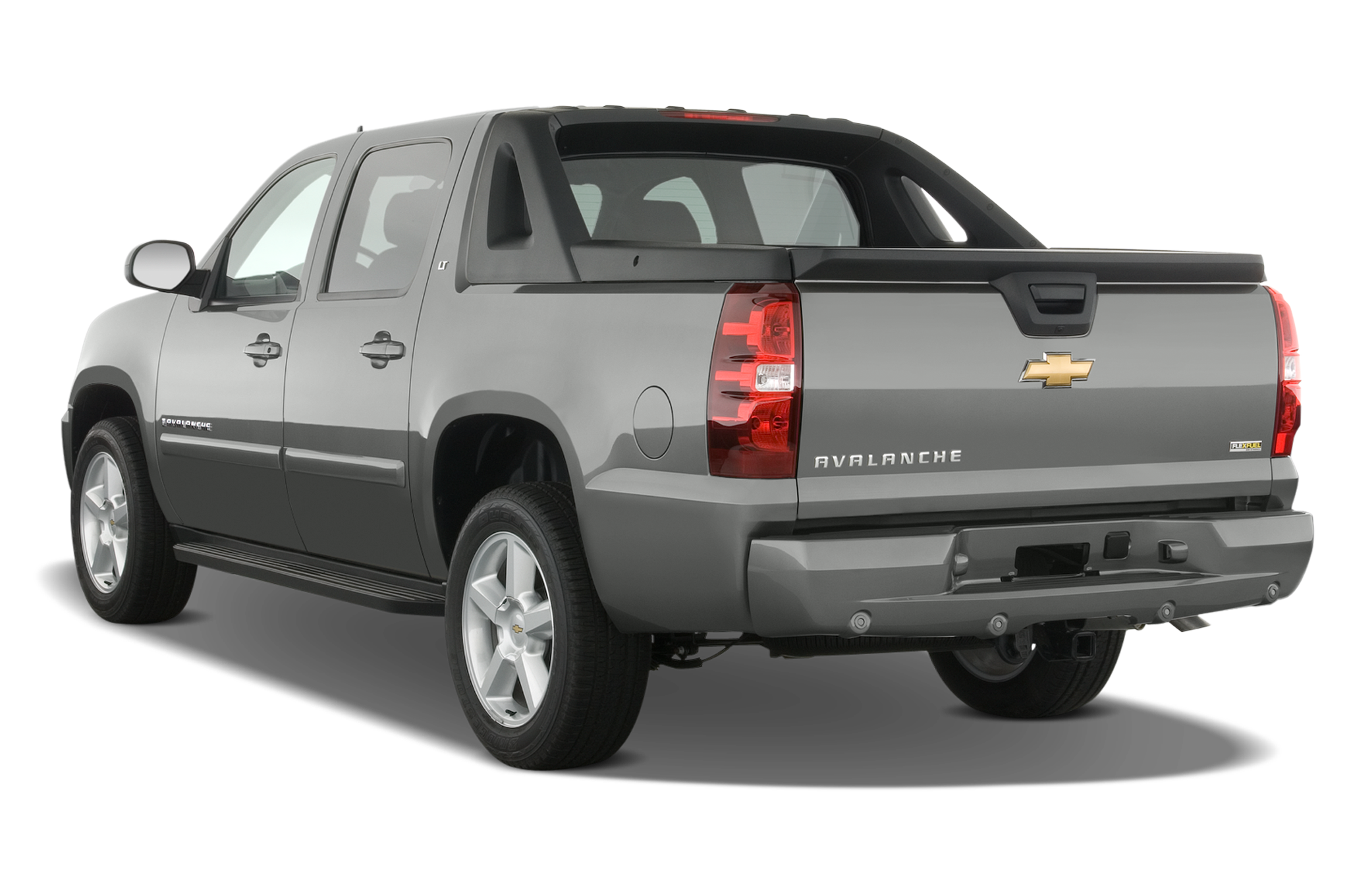 Chevrolet Avalanche II 2006 - 2013 Pickup #4