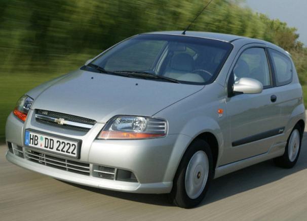 Chevrolet Kalos 2003 - 2008 Hatchback 3 door #5