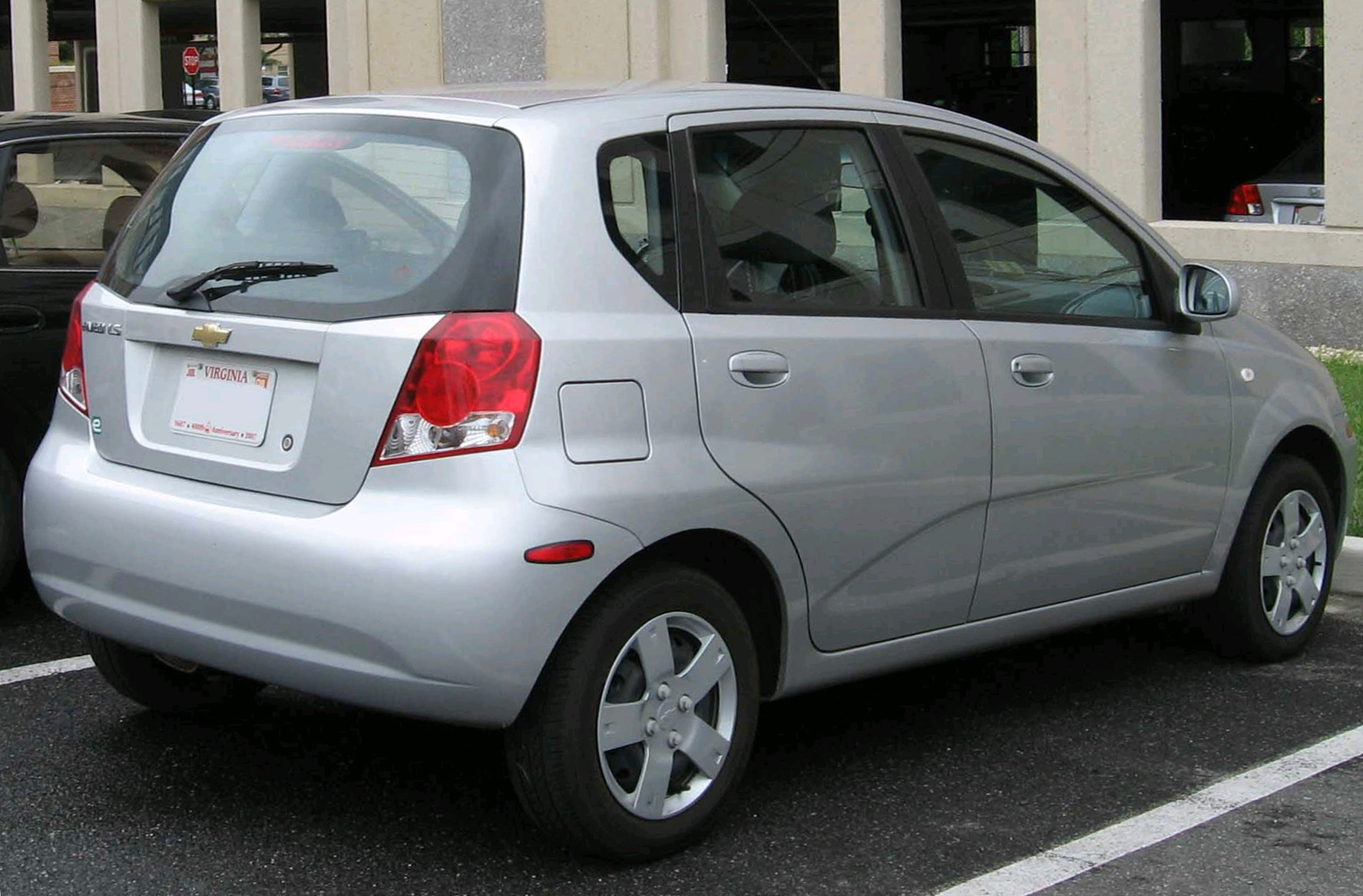 Chevrolet Kalos 2003 - 2008 Hatchback 3 door #2