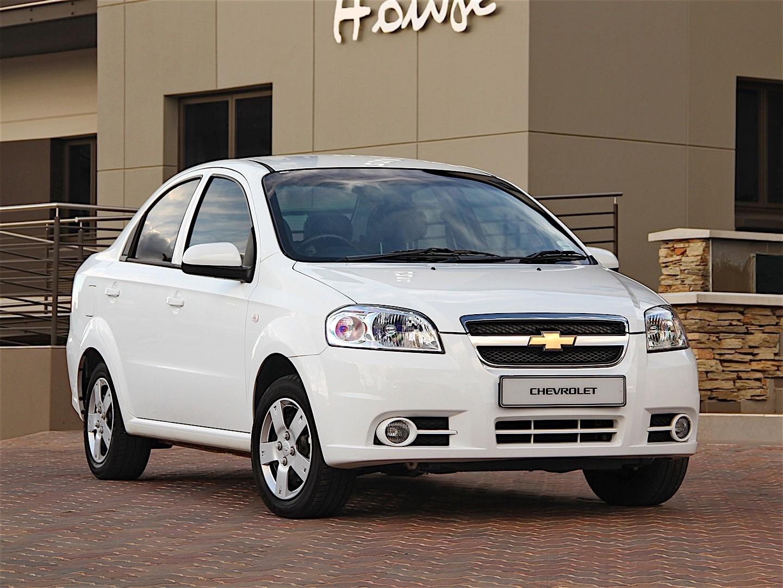 Chevrolet Aveo I Restyling 2006 - 2011 Sedan #7