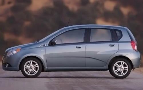 Chevrolet Aveo II 2011 - now Hatchback 5 door #6