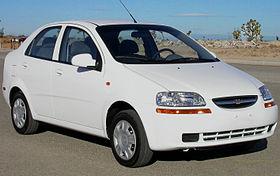 Chevrolet Aveo I Restyling 2006 - 2011 Sedan #4