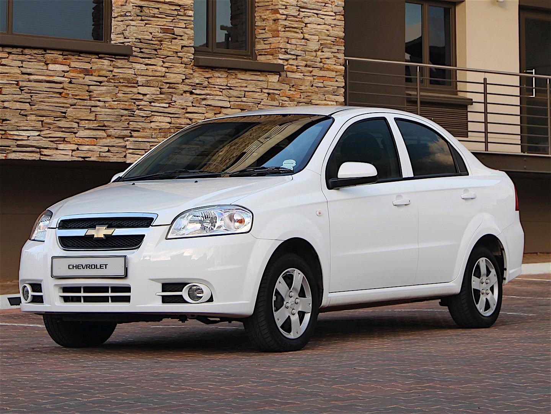Chevrolet Aveo I Restyling 2006 - 2011 Sedan #2