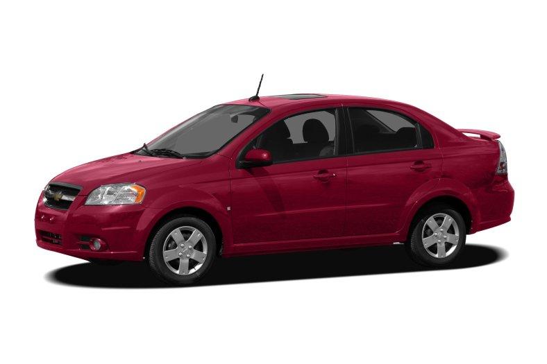 Chevrolet Lanos I 2005 - 2009 Sedan #4