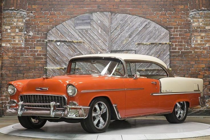 Chevrolet Bel Air II 1955 - 1957 Coupe #5