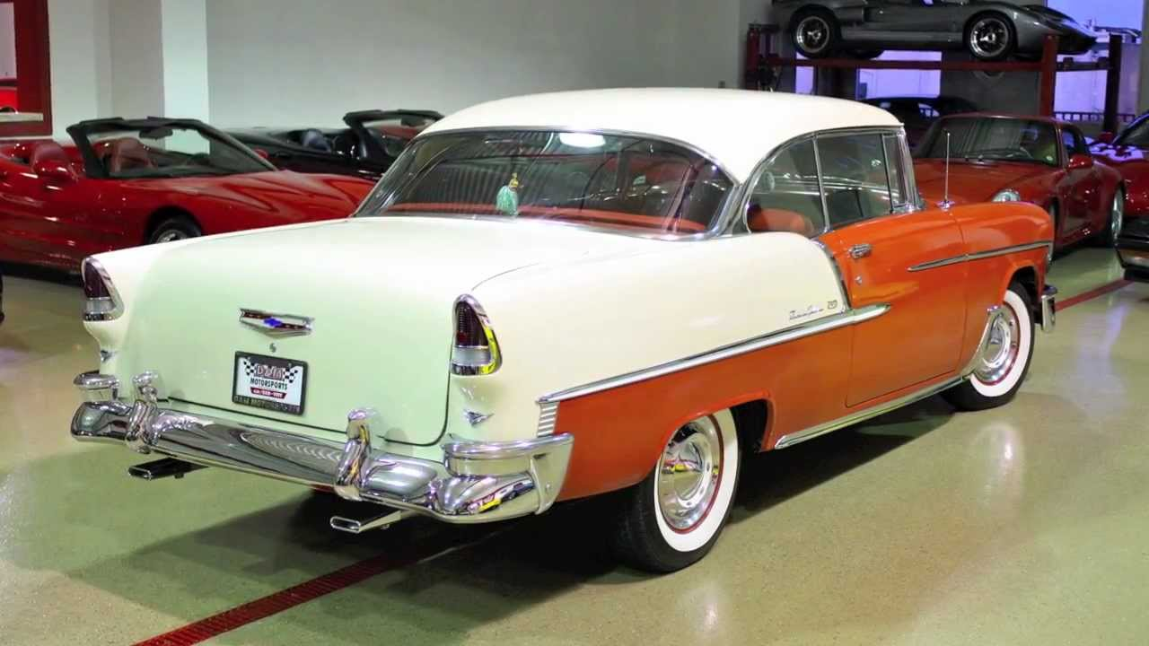 Chevrolet Bel Air II 1955 - 1957 Coupe #6