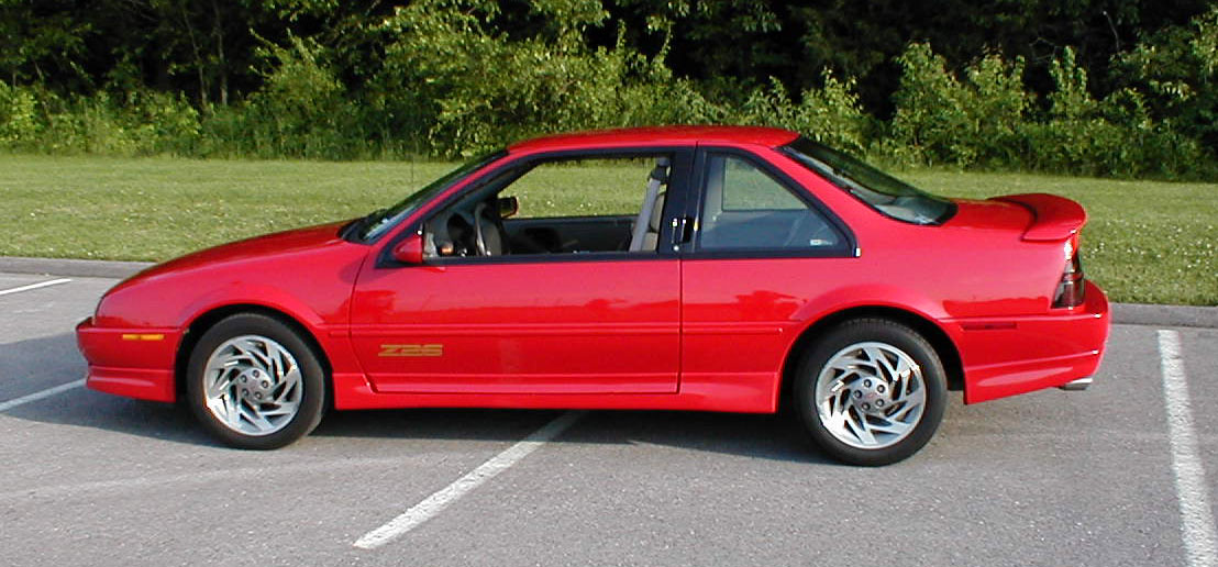 Chevrolet Beretta 1987 - 1996 Coupe #3