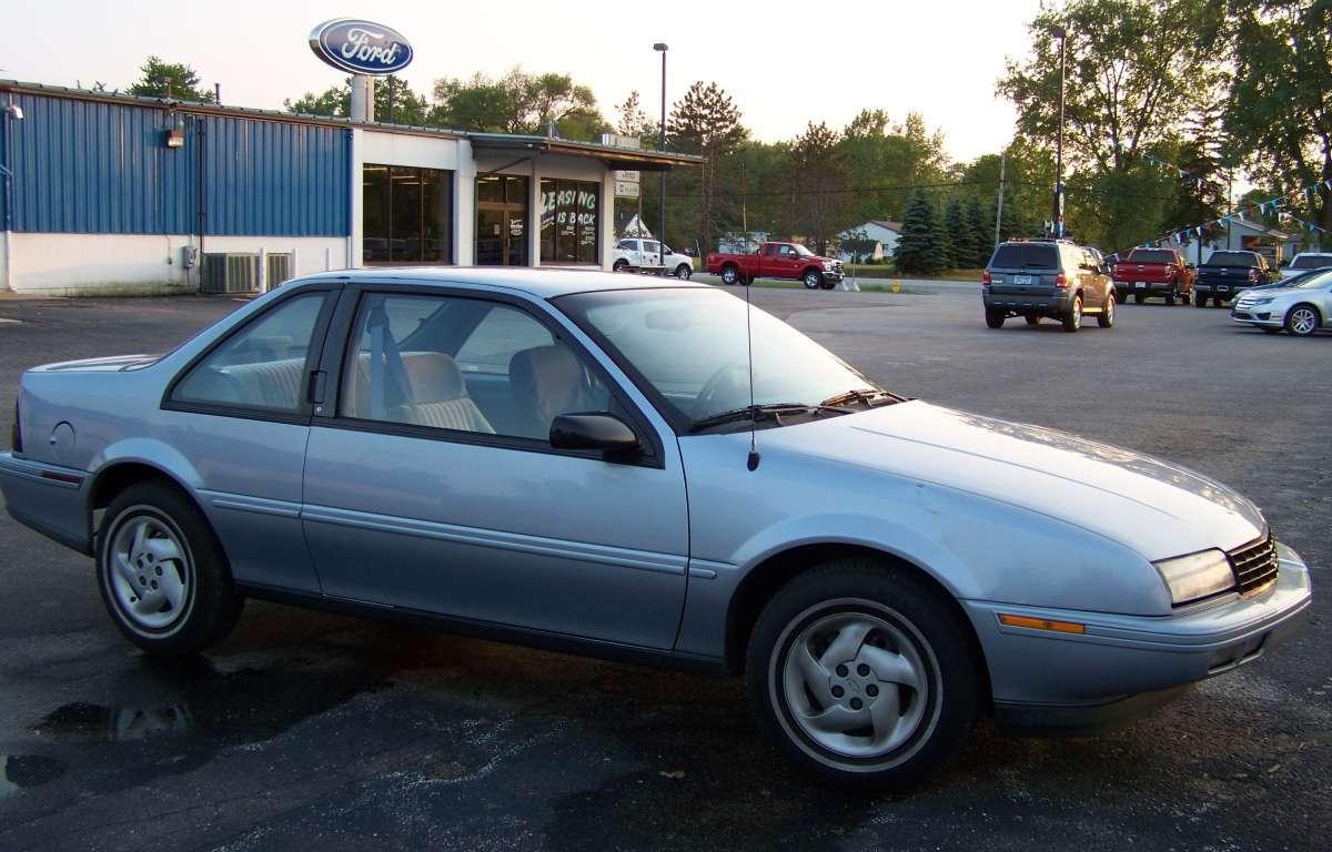 Chevrolet Beretta 1987 - 1996 Coupe #5