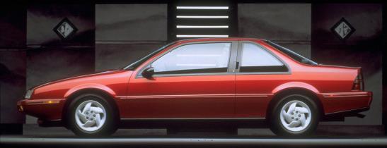 Chevrolet Beretta 1987 - 1996 Coupe #7