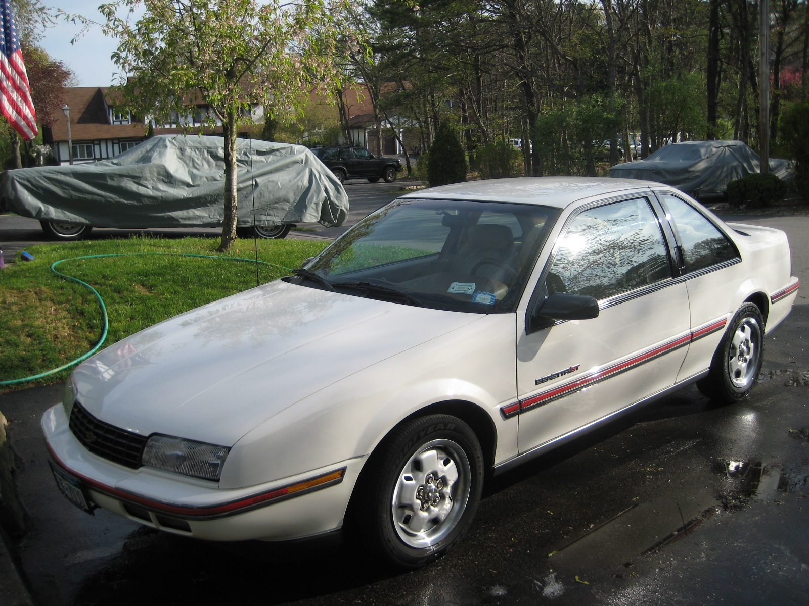 Chevrolet Beretta 1987 - 1996 Coupe #6