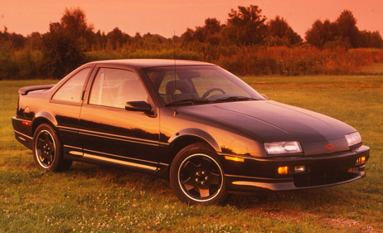 Chevrolet Beretta 1987 - 1996 Coupe #8