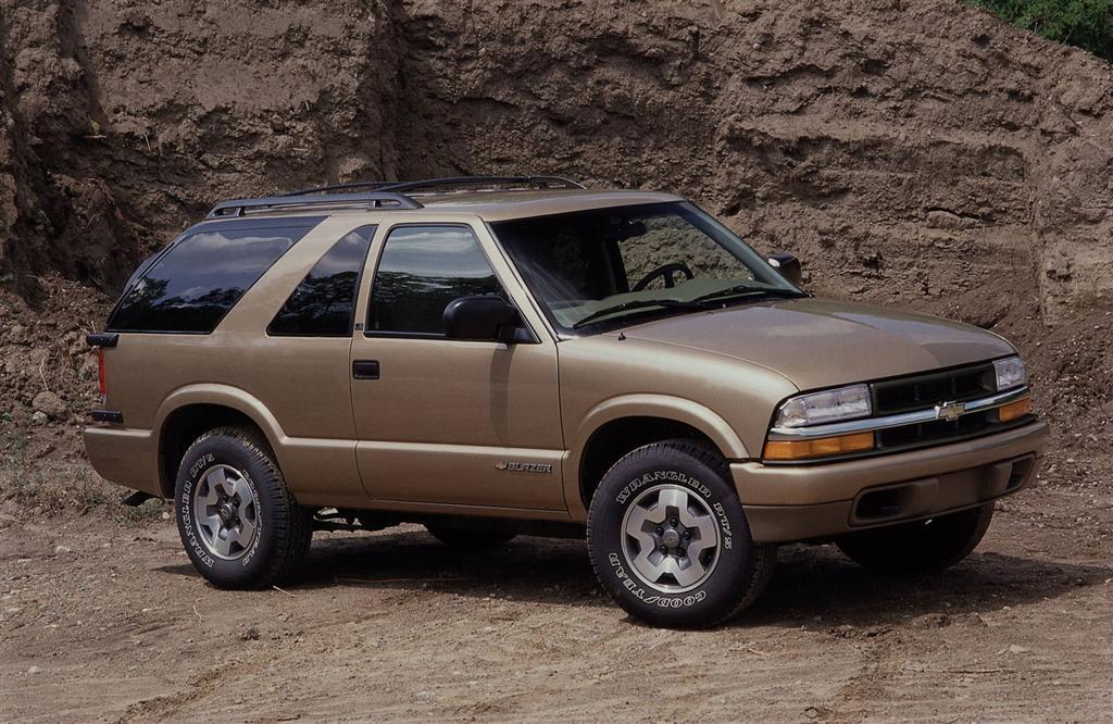 Chevrolet Blazer II Restyling 1997 - 2005 SUV 5 door #8