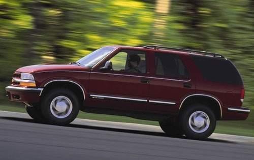 Chevrolet Blazer II Restyling 1997 - 2005 SUV 5 door #1