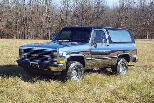 Chevrolet Blazer K5 II 1972 - 1991 SUV 3 door #2