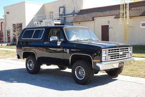 Chevrolet Blazer K5 II 1972 - 1991 SUV 3 door #6