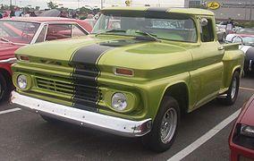 Chevrolet C-10 1960 - 1988 Pickup #5