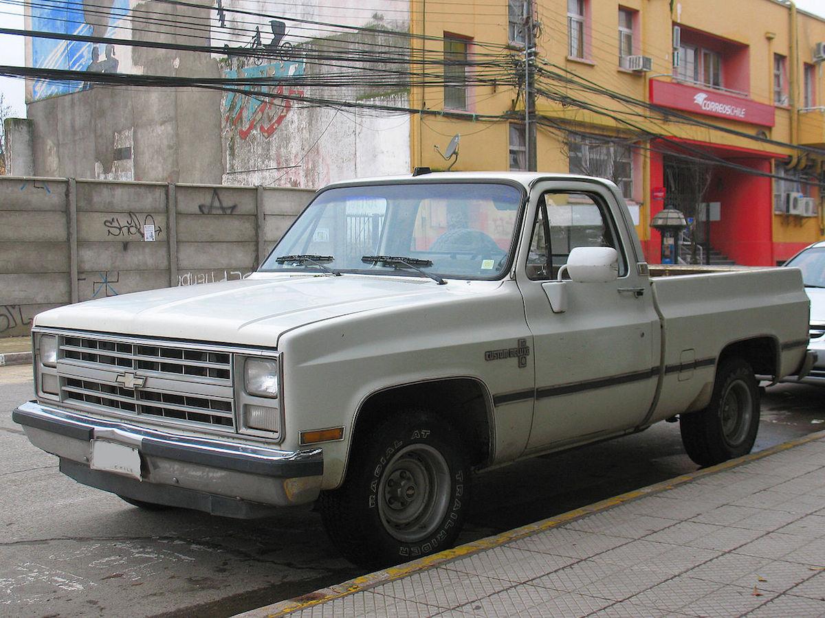 Chevrolet C-10 1960 - 1988 Pickup #2