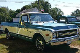 Chevrolet C-10 1960 - 1988 Pickup #6