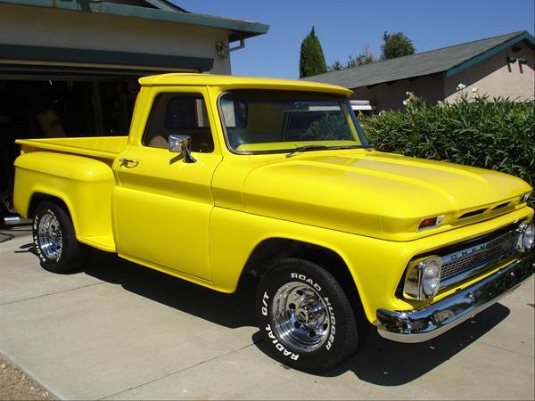 Chevrolet C-10 1960 - 1988 Pickup #4