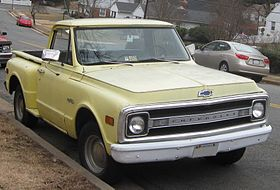 Chevrolet C-10 1960 - 1988 Pickup #7