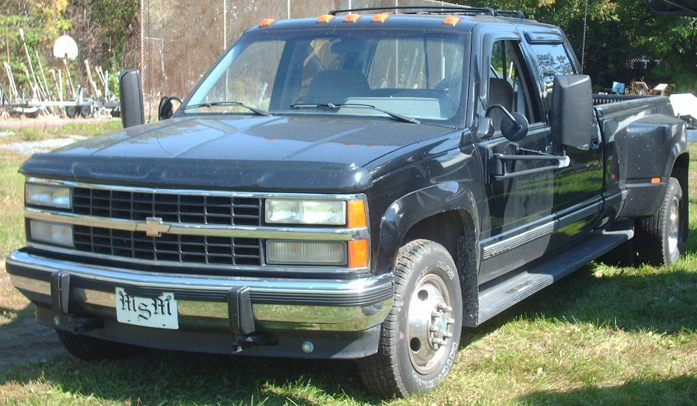 Chevrolet C/K IV (GMT400) 1988 - 2000 Pickup #4