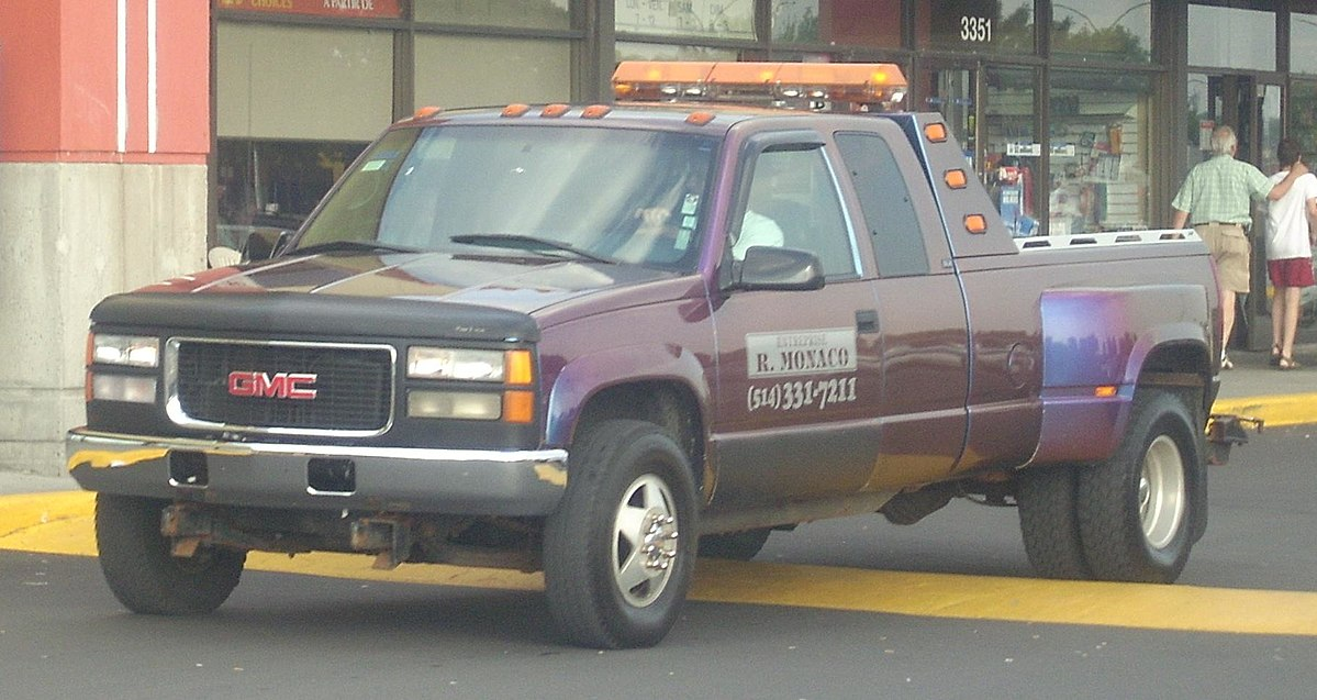 Chevrolet C/K IV (GMT400) 1988 - 2000 Pickup #5