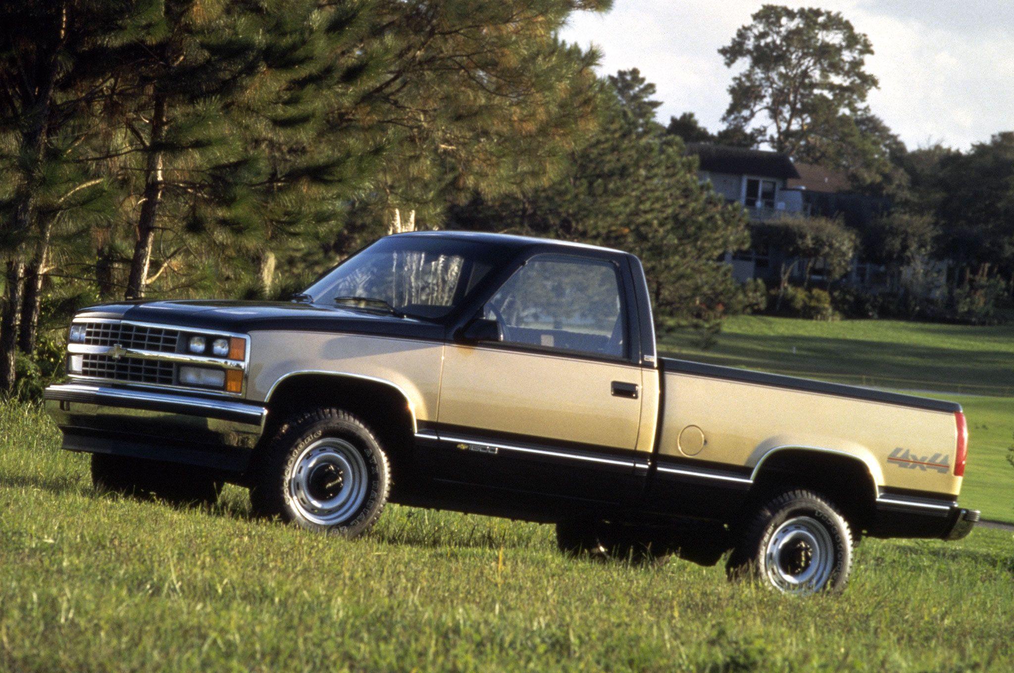 Chevrolet C/K IV (GMT400) 1988 - 2000 Pickup #1