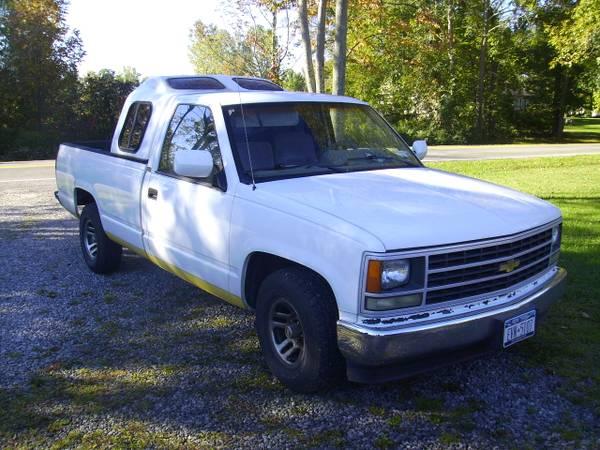 Chevrolet C/K IV (GMT400) 1988 - 2000 Pickup #2