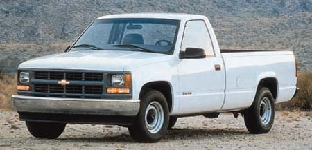Chevrolet C/K IV (GMT400) 1988 - 2000 Pickup #6