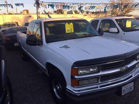 Chevrolet C/K IV (GMT400) 1988 - 2000 Pickup #7