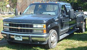 Chevrolet C/K IV (GMT400) 1988 - 2000 Pickup #8