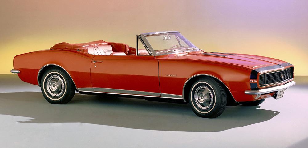 Chevrolet Camaro I 1967 - 1969 Cabriolet #5