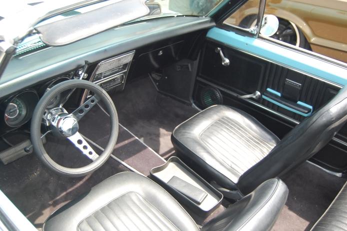 Chevrolet Camaro I 1967 - 1969 Cabriolet #1